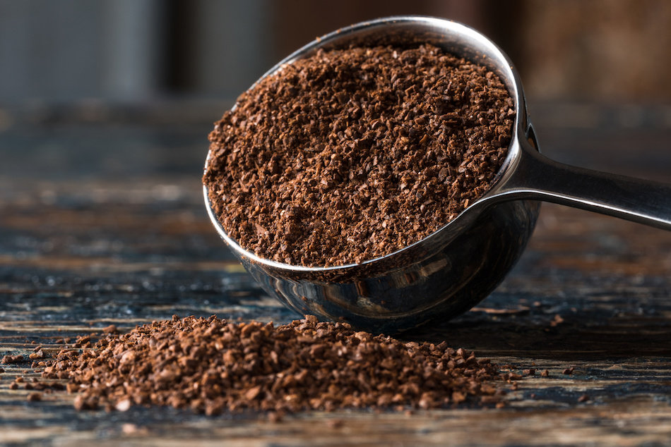 Coffee Grounds for Preventing Mosquitoes