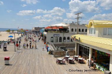 A Point Pleasant Beach Boardwalk Empire